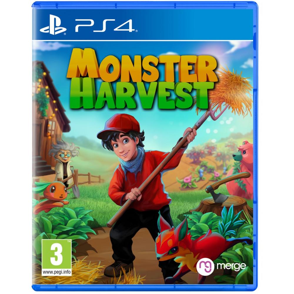 Monster Harvest PS4 - EURO Précommande