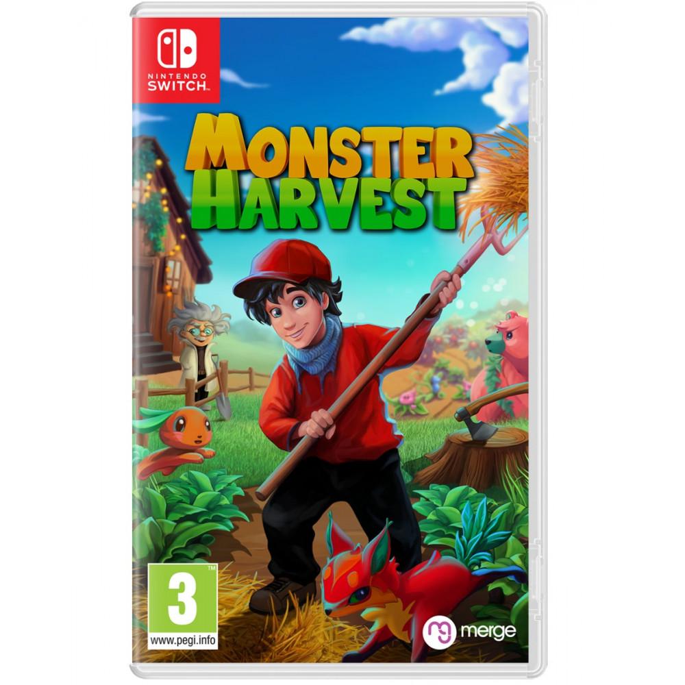 Monster Harvest SWITCH - EURO Précommande