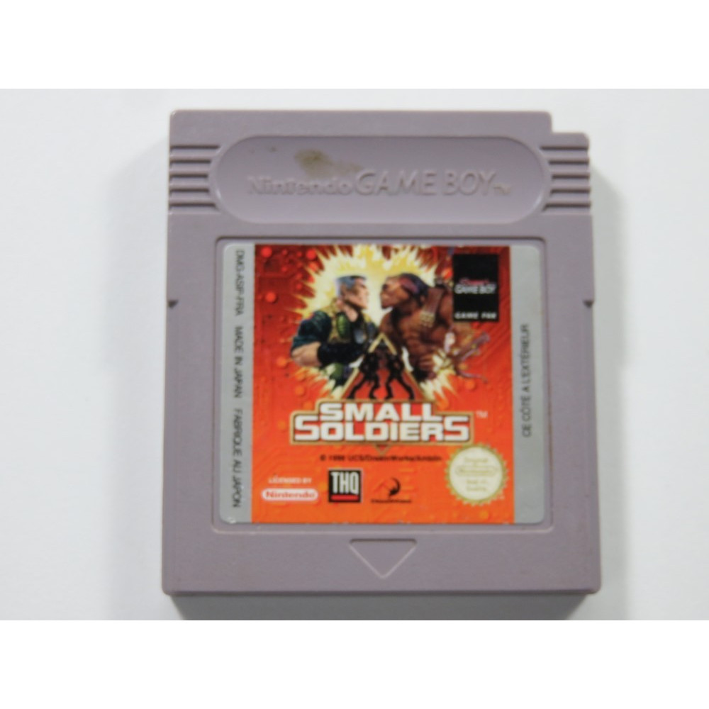 SMALL SOLDIERS GAMEBOY (GB) FRA (CARTRIDGE ONLY)