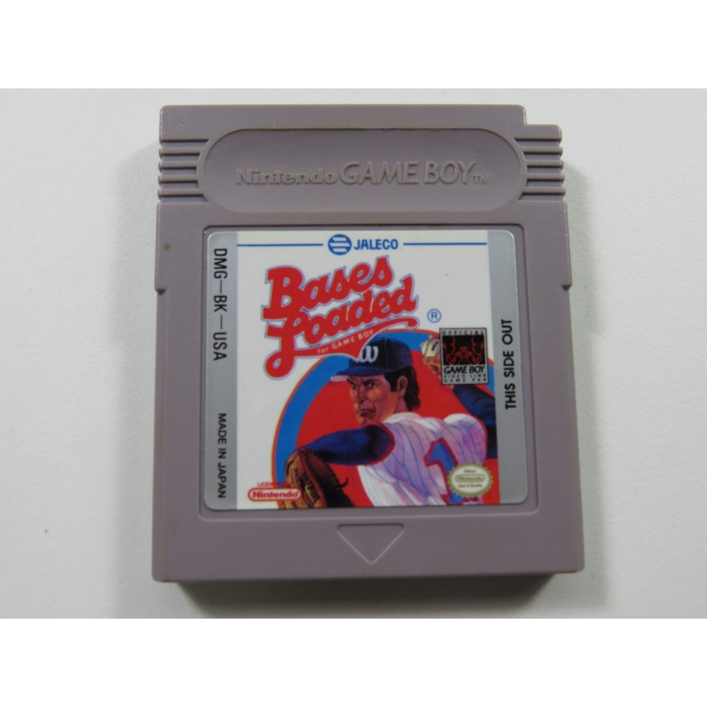 BASES LOADED GAMEBOY (GB) USA (CARTRIDGE ONLY)