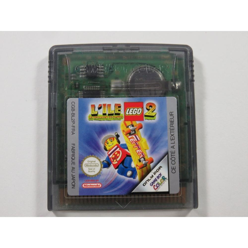 L ILE LEGO 2 GAMEBOY COLOR (GBC) FRA (CARTRIDGE ONLY)