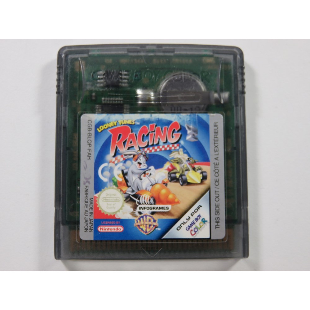 LOONEY TUNES RACING GAMEBOY COLOR (GBC) FAH (CARTRIDGE ONLY)