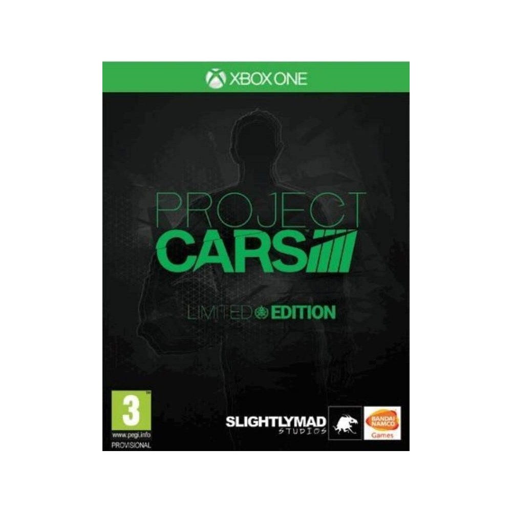 PROJECT CARS LIMITED EDITION XONE FR OCCASION