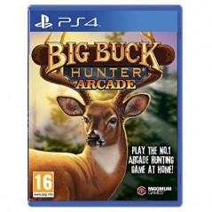 BIG BUCK HUNTER ARCADE PS4 UK NEW