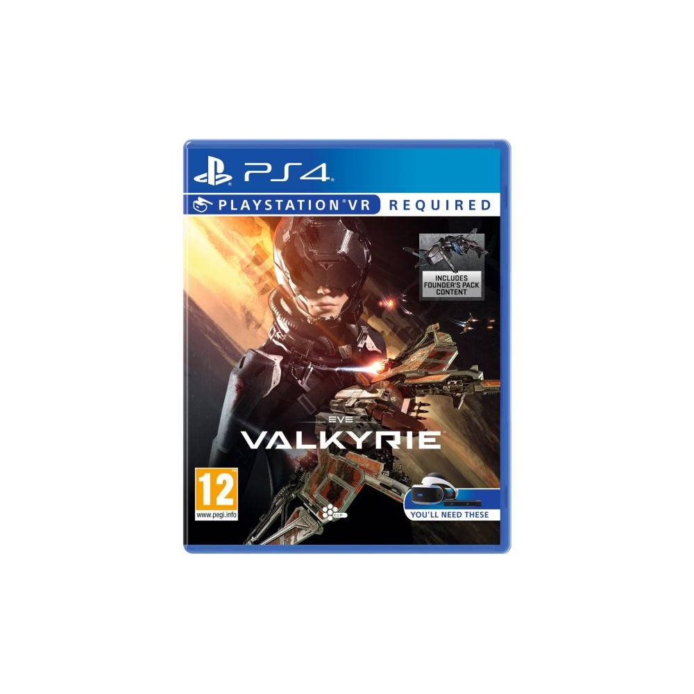 EVE VALKYRIE PS4 FR OCCASION