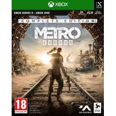 Metro Exodus Complete Edition XBOX SERIES X/ XBOX ONE - FR