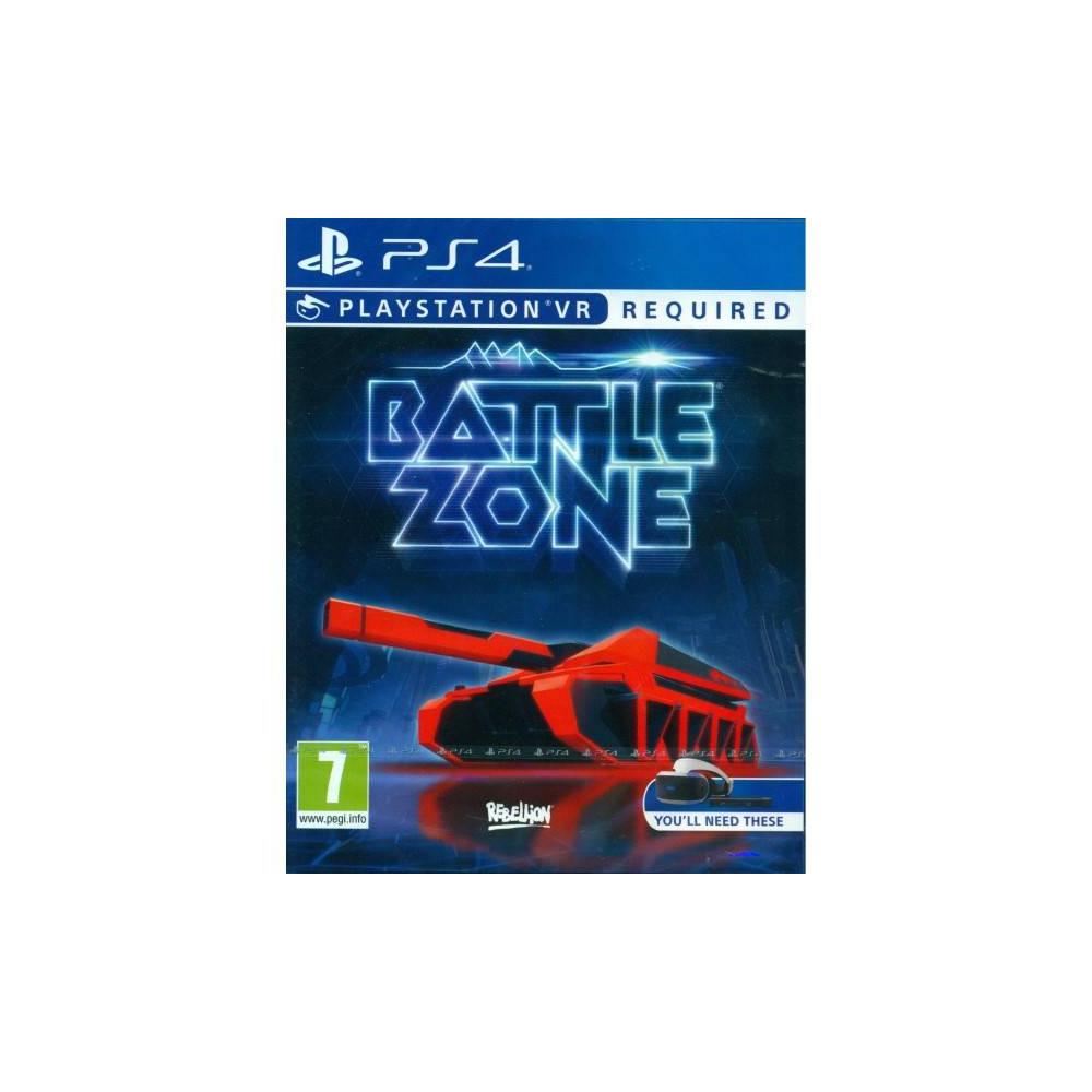 BATTLEZONE PS4 EURO NEW