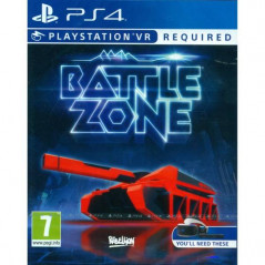 BATTLEZONE PS4 EURO NEW