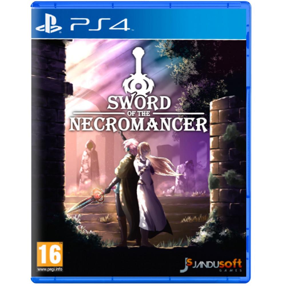 Sword of the Necromancer PS4 - EURO Précommande
