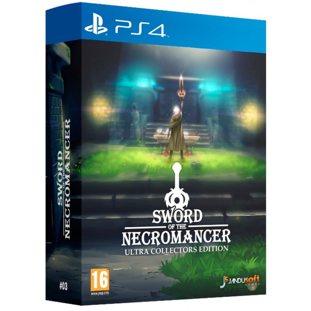 Sword of the Necromancer UltraCollector PS4 - EURO Précommande