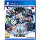 WORLD OF FINAL FANTASY EDITION DAY ONE PS4 FR NEW