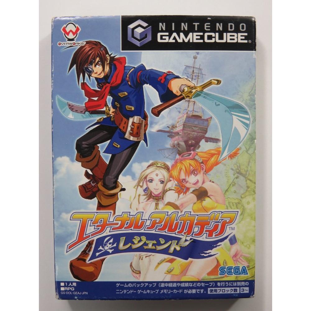 ETERNAL ARCADIA LEGEND NINTENDO GAME CUBE JAPAN (NTSC-JPN) OCCASION