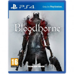 BLOODBORNE PS4 UK OCC