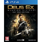 DEUS EX MANKIND DIVIDED DAY ONE EDITION PS4 UK OCCASION