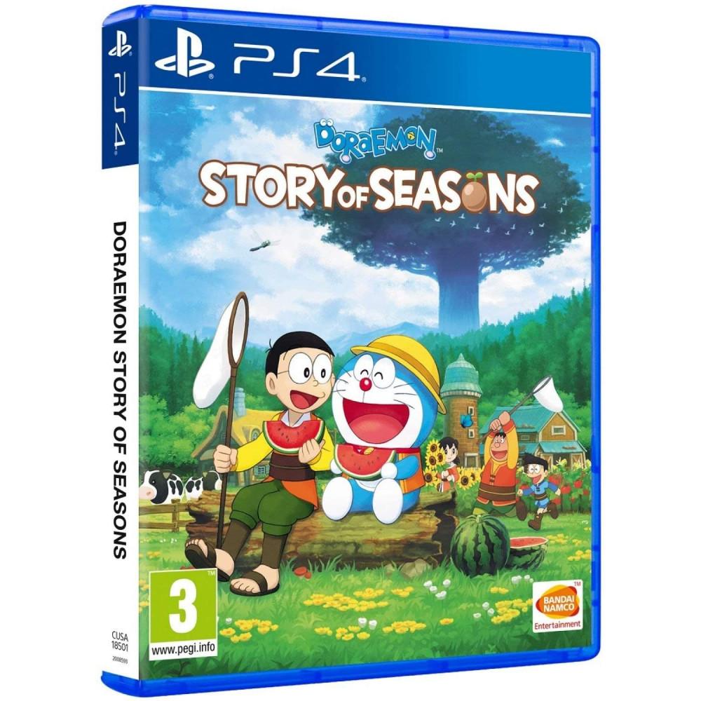 DORAEMON STORY OF SEASONS PS4 UK NEW