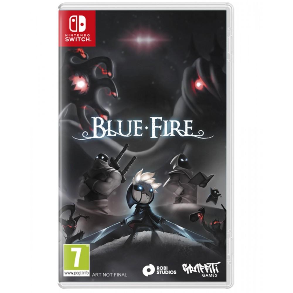 BLUE FIRE SWITCH FR NEW