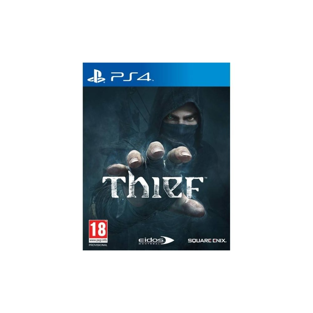 THIEF PS4 EURO OCCASION