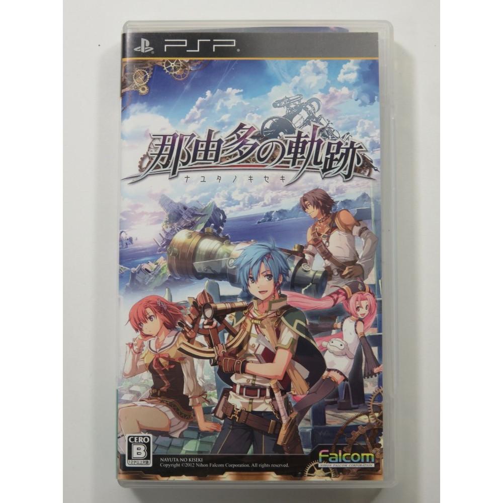NAYUTA NO KISEKI SONY PSP JAPAN OCCASION