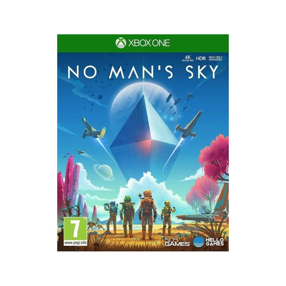 NO MAN S SKY XBOX ONE FR OCCASION