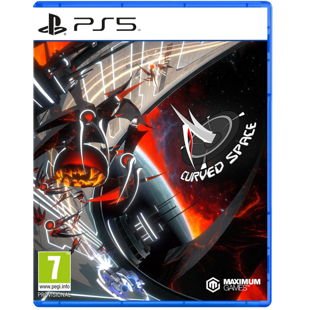 CURVED SPACE PS5 EURO NEW