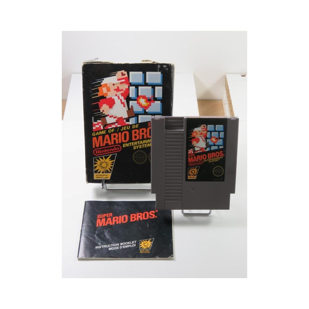 SUPER MARIO BROS NINTENDO (NES) PAL-B (COMPLET)