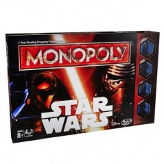 MONOPOLY STAR WARS NEW
