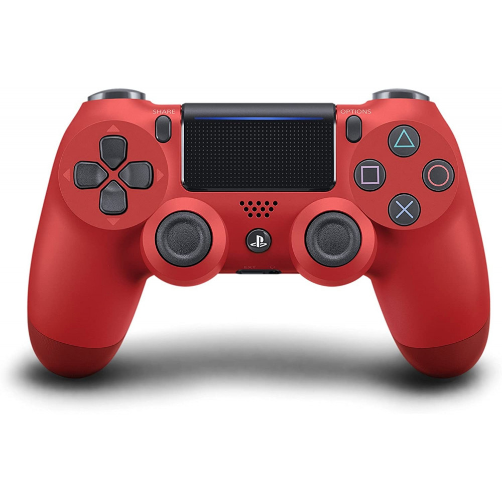 CONTROLLER DUALSHOCK 4 V2 RED PS4 RECONDITIONED