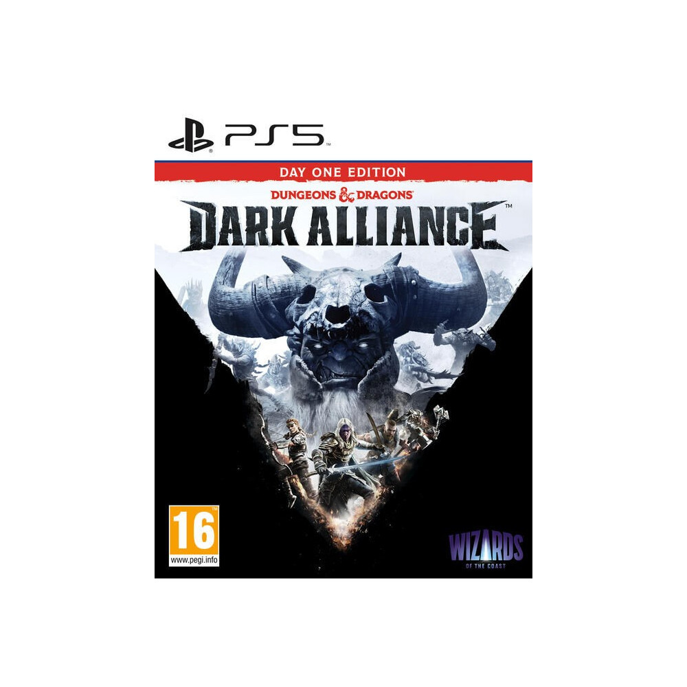DARK ALLIANCE DUNGEONS & DRAGONS DAY ONE EDITION PS5 FR OCCASION