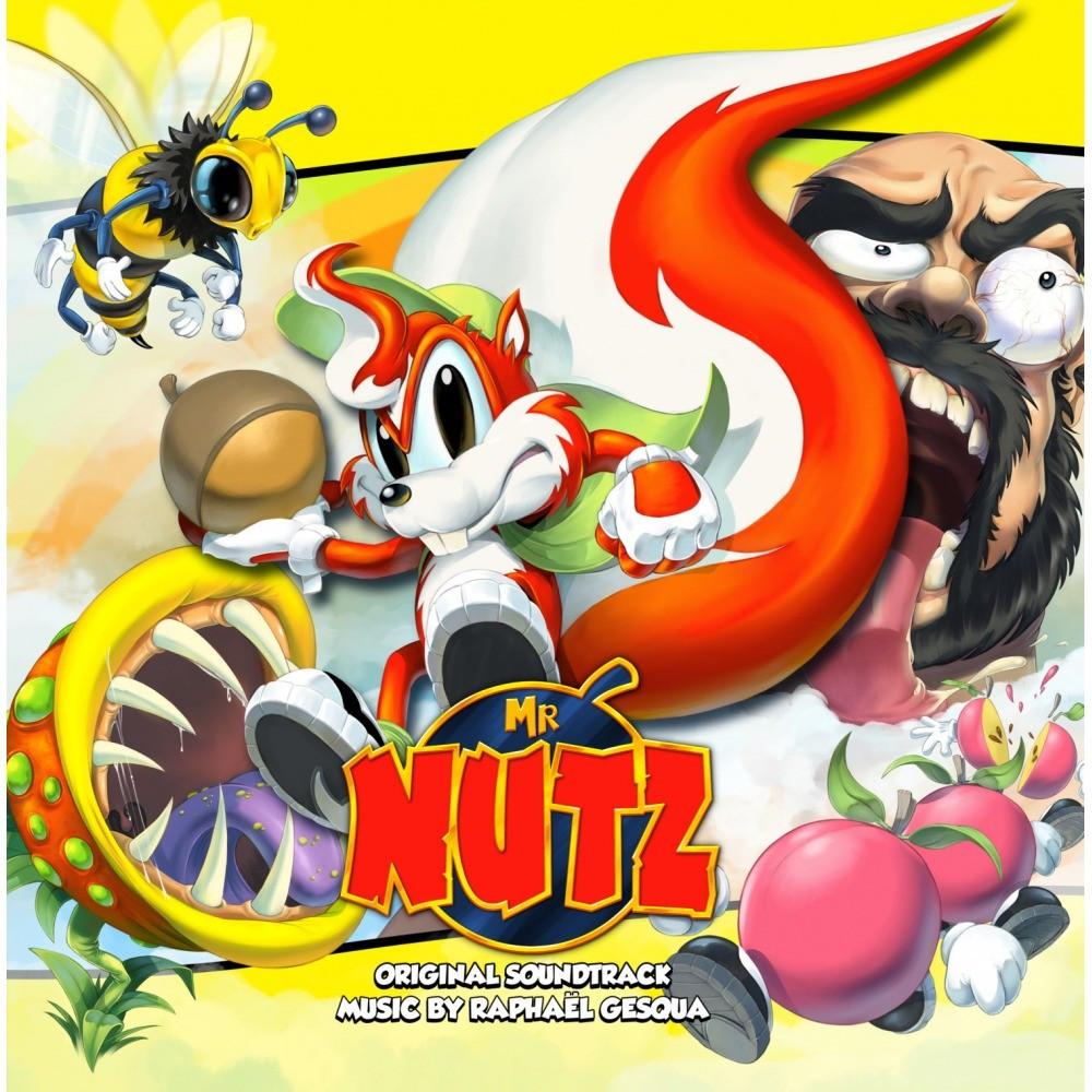 MR NUTZ ORIGINAL SOUNDTRACK MUSIC BY RAPHAEL GESQUA