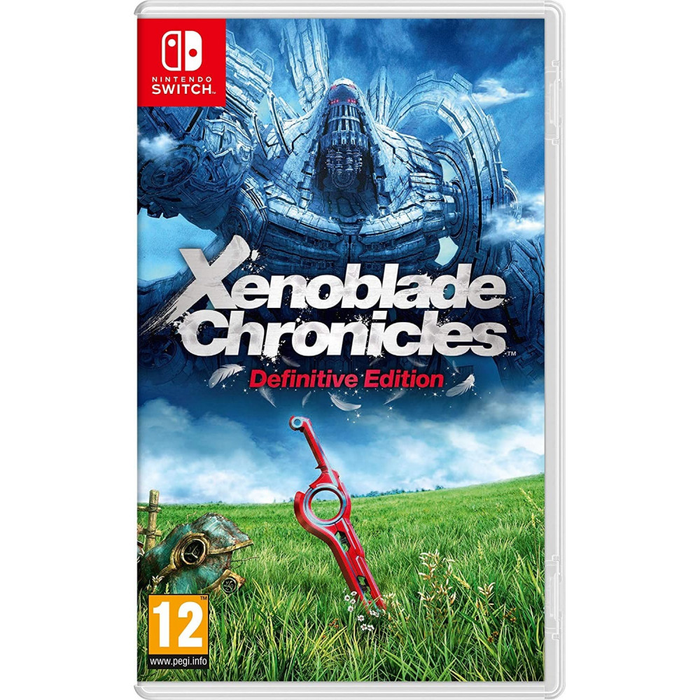 XENOBLADE CHRONICLES DEFINITIVE EDITION SWITCH FR OCCASION
