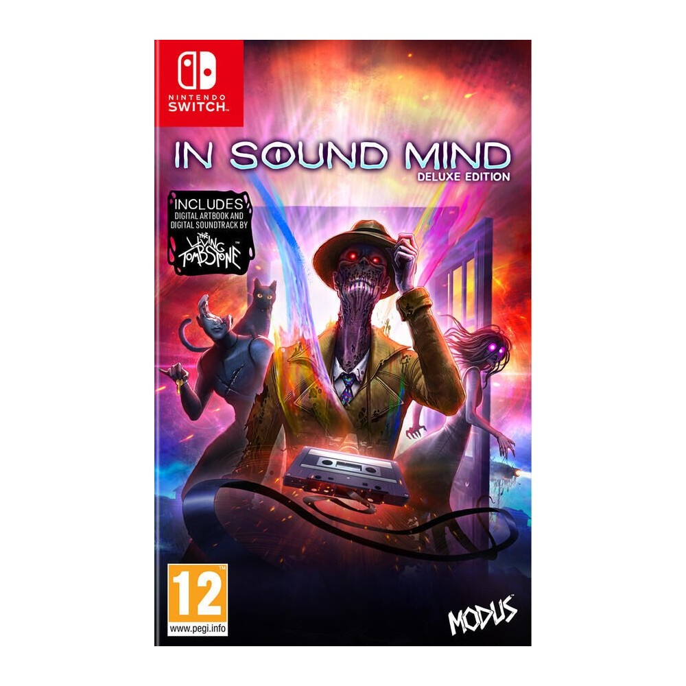 In Sound Mind Deluxe Edition SWITCH EURO - Preorder