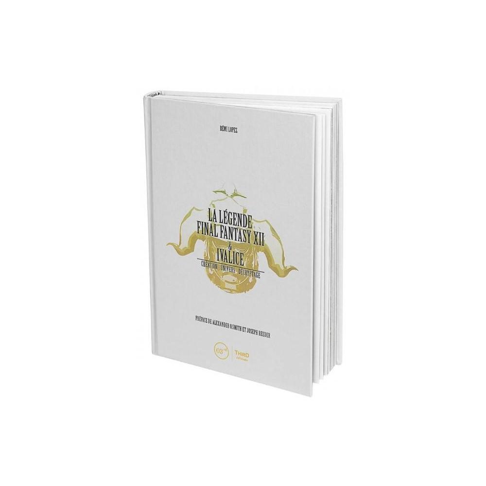 LA LEGENDE FINAL FANTASY XII & IVALICE BOOK THIRD EDITIONS NEW