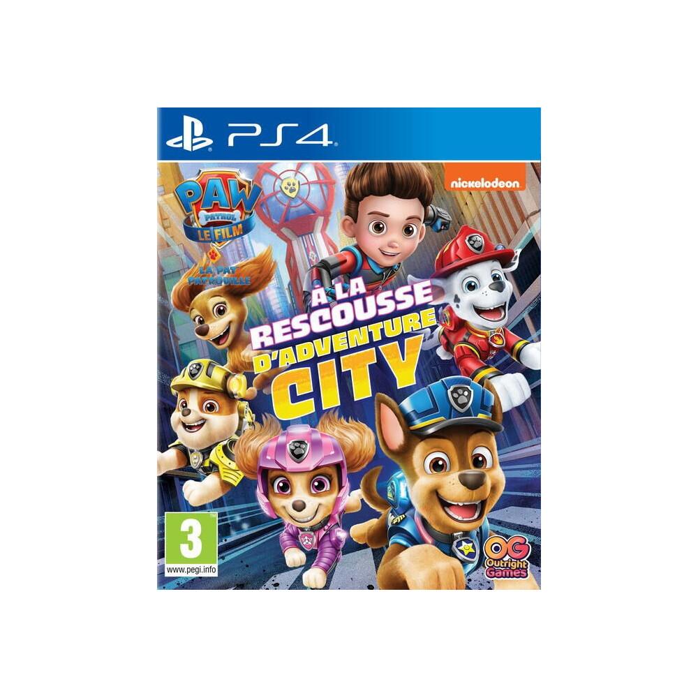 Pat Patrouille A La Rescousse D'adventure City PS4 EURO - Précommande