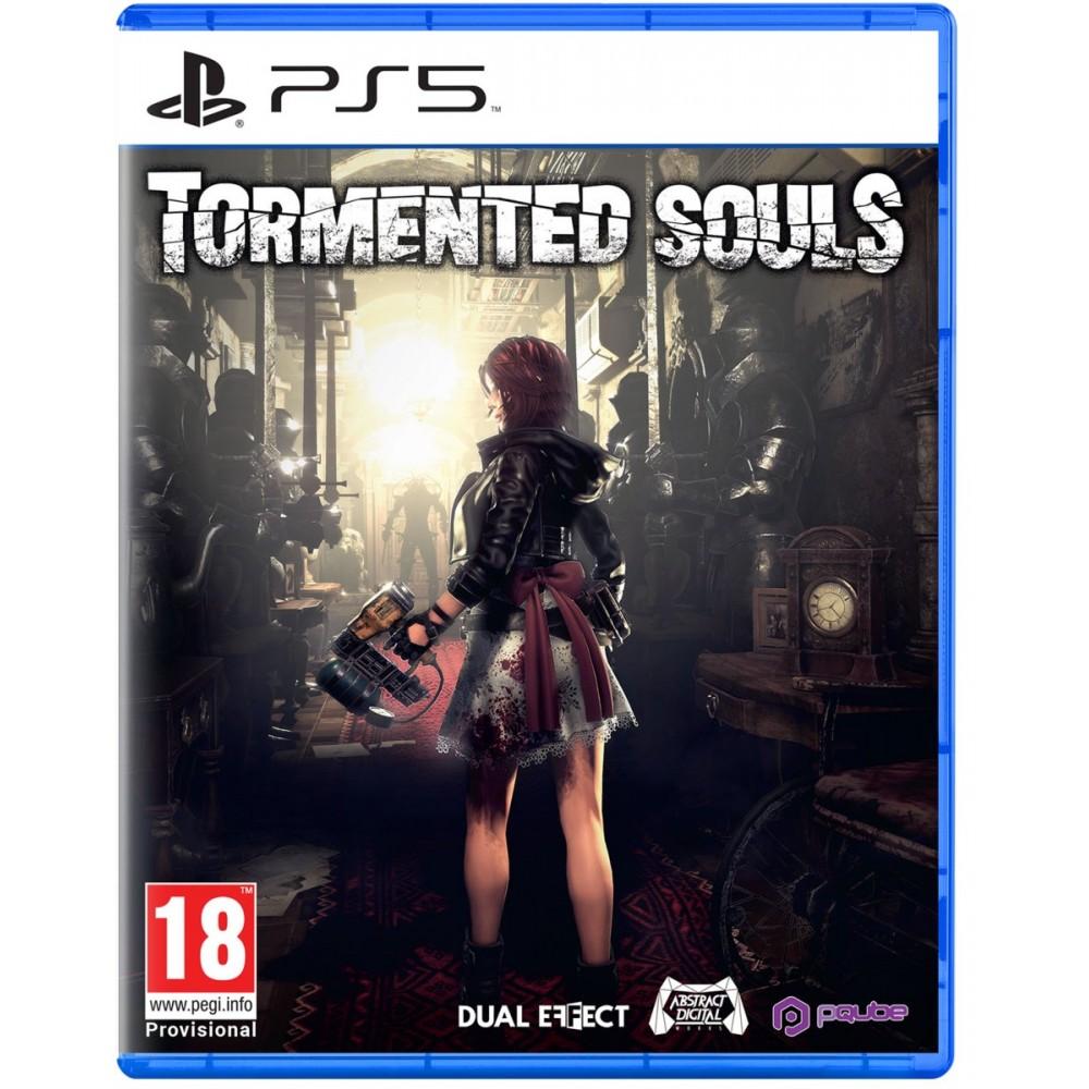Tormented Souls PS5 EURO - Précommande