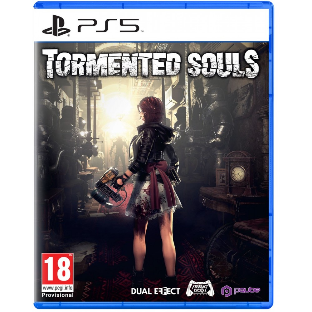 Tormented Souls PS5 EURO - Preorder