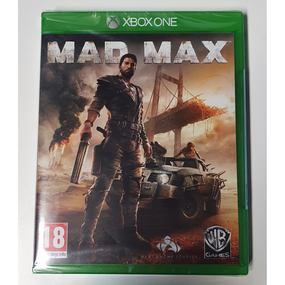 MAD MAX XBOX ONE FR NEW