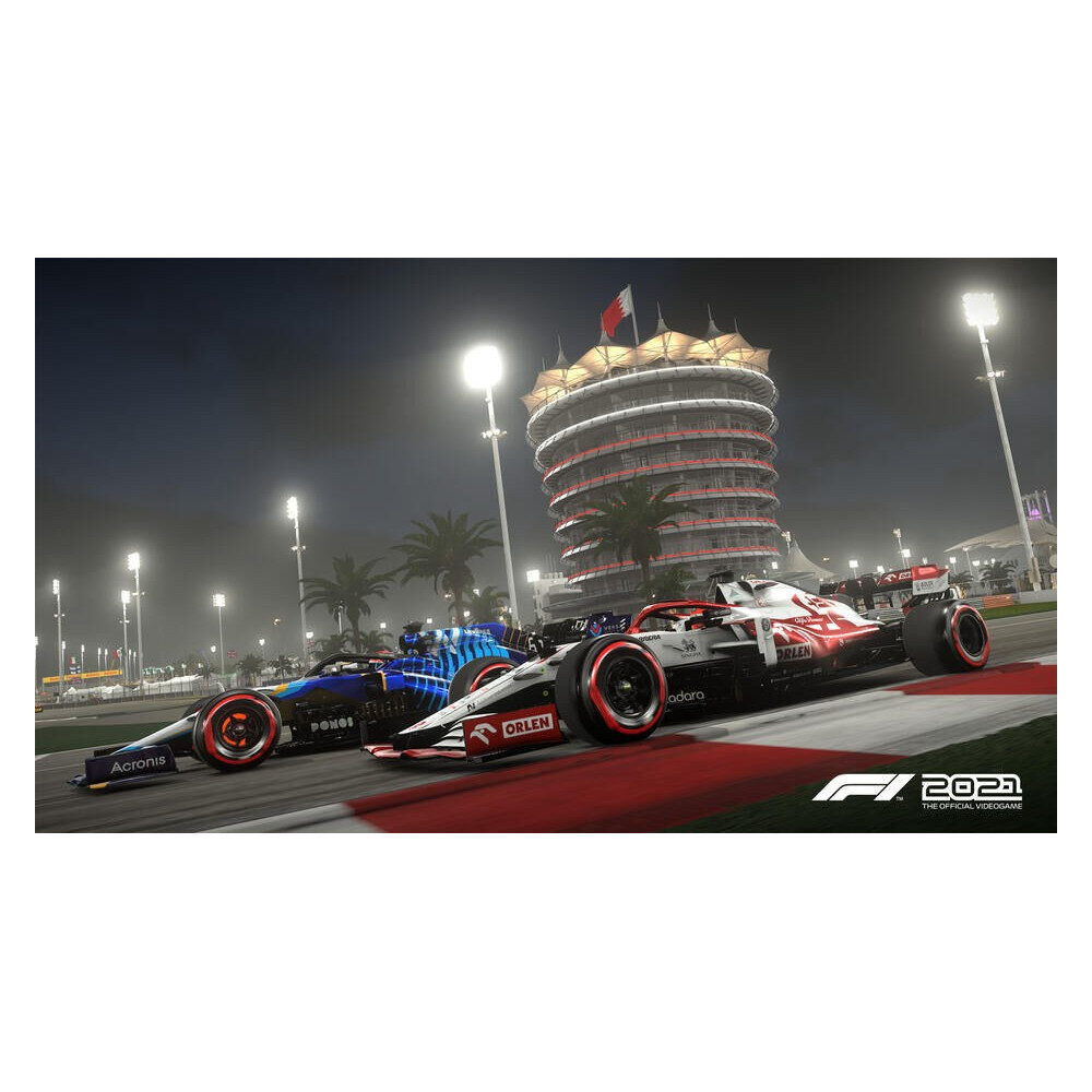 F1 2021 DAY ONE EDITION FORMULA ONE  XBOX ONE-SERIES X FR NEW