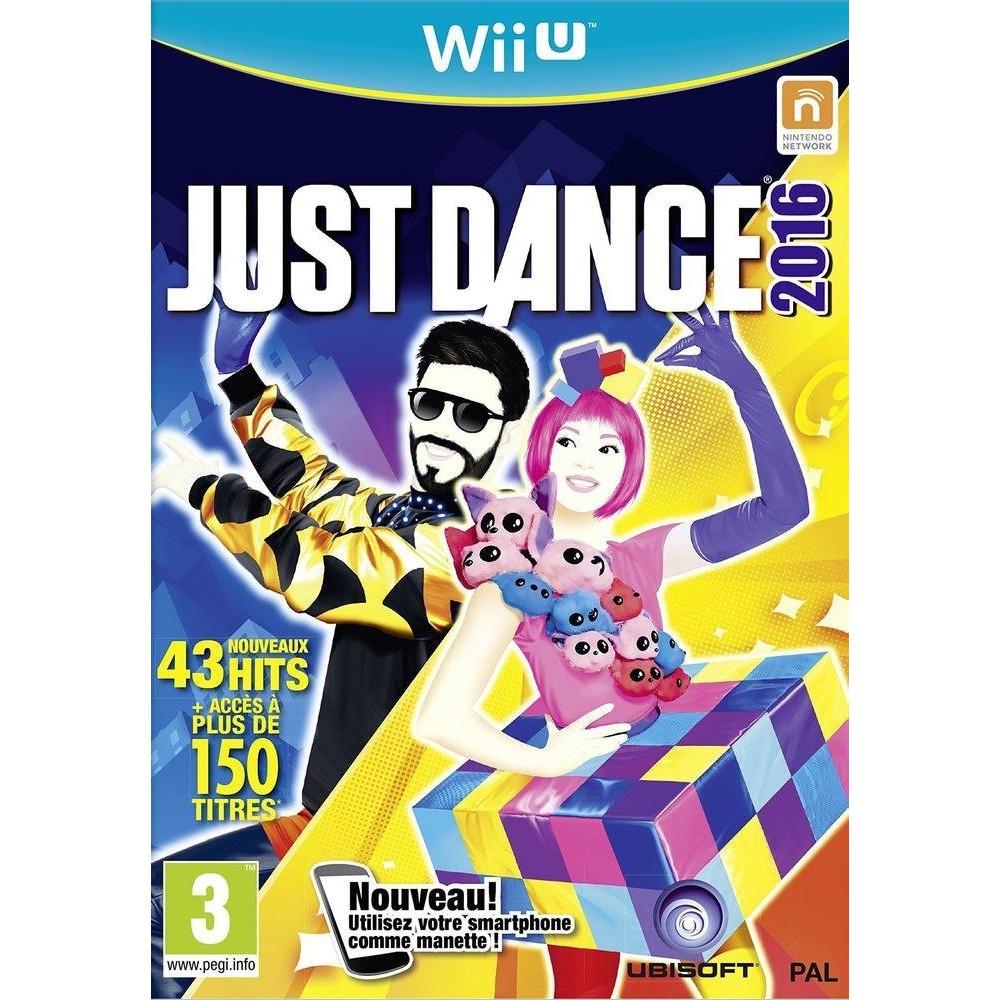 JUST DANCE 2016 WII U VF