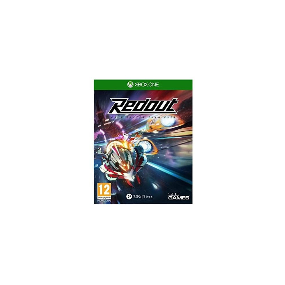 REBOUT XBOX ONE UK OCCASION