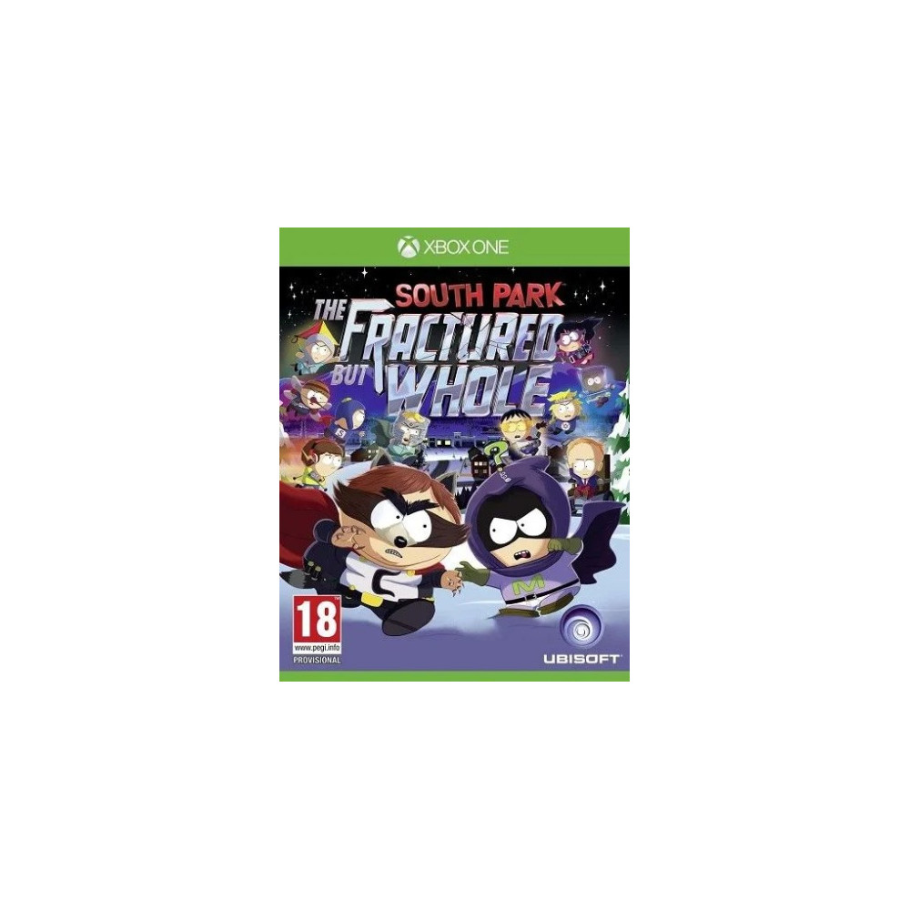 SOUTH PARK THE FRACTURED BUT WHOLE XBOX UK OCCASION