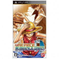 ONE PIECE ROMANCE DAWN PSP JPN NEW