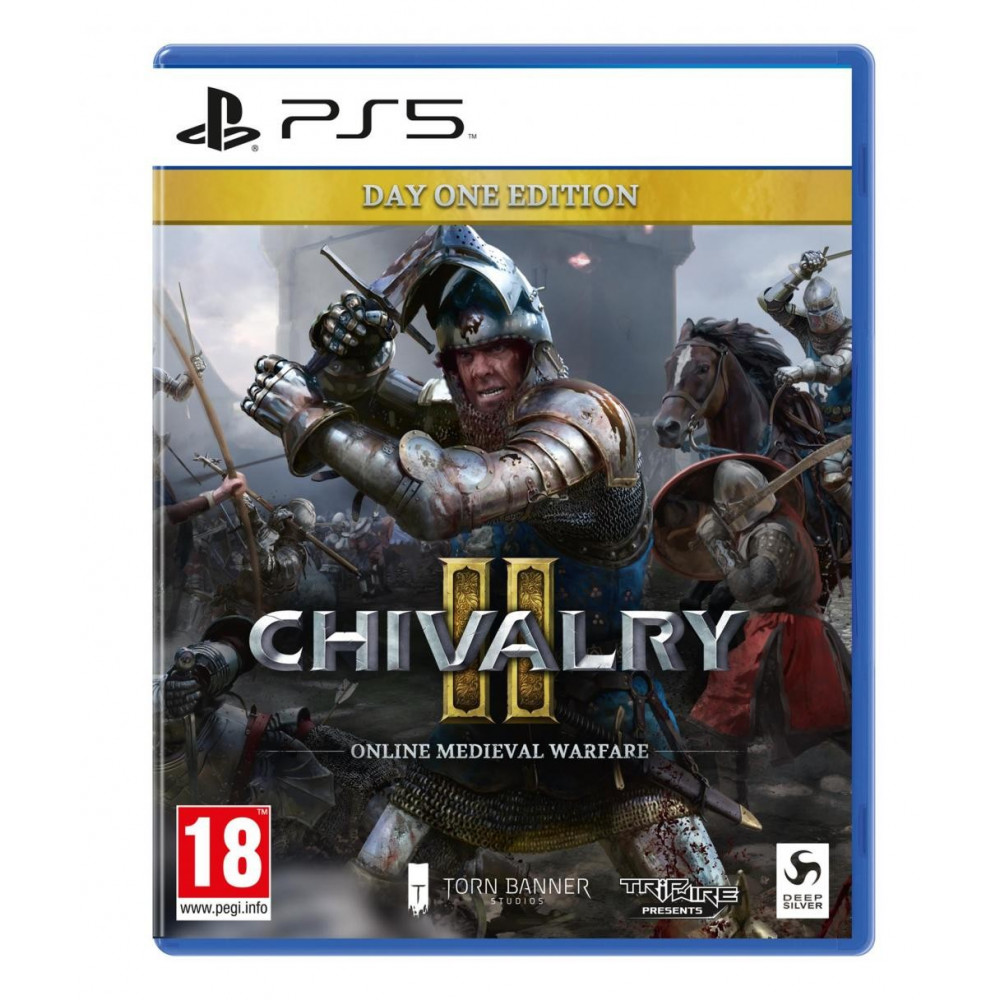 CHIVALRY II DAY ONE EDITION PS5 FR OCCASION