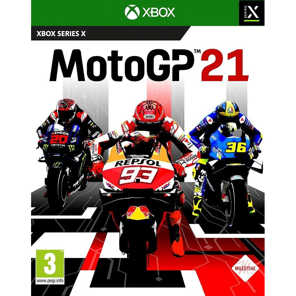 MOTO GP 21 XBOX ONE SERIES X FR OCCASION