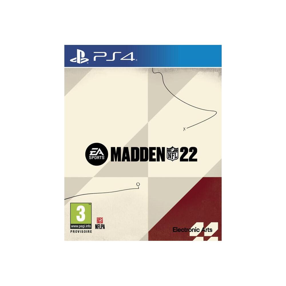 Madden NFL 22 PS4 EURO - Précommande