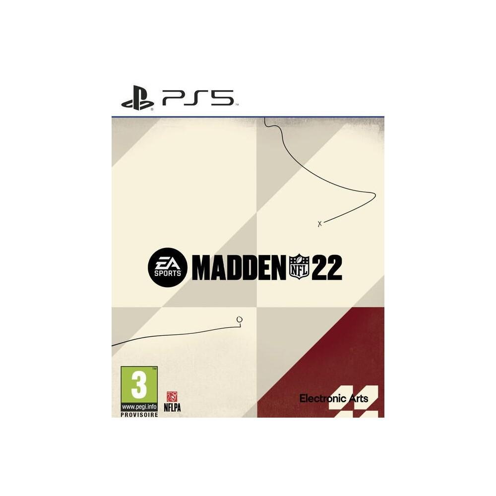 Madden NFL 22 PS5 EURO - Précommande