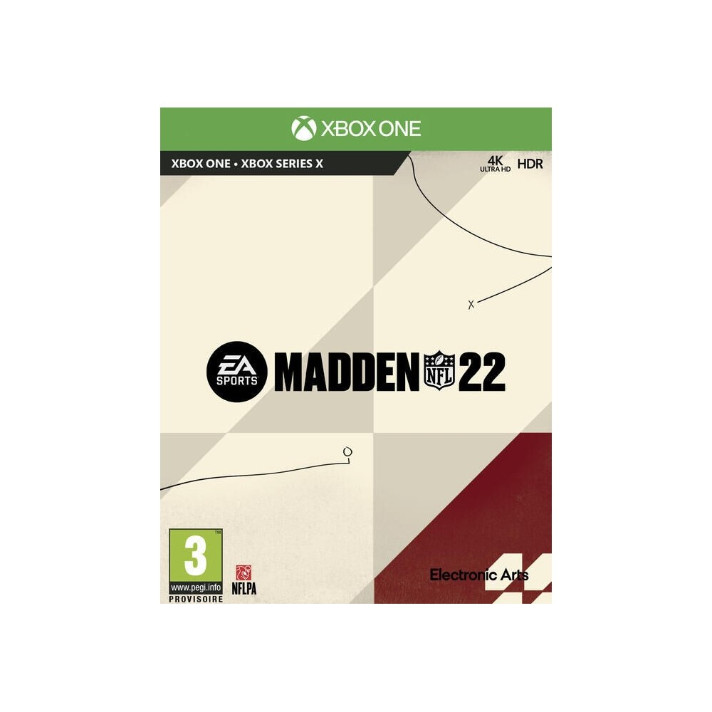 Madden NFL 22 XBOX ONE EURO - Preorder