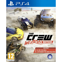 THE CREW WILD OF RUN ED PS4 VF OCC