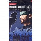 METAL GEAR SOLID PORTABLE OPS PLUS PSP ASIA OCCASION
