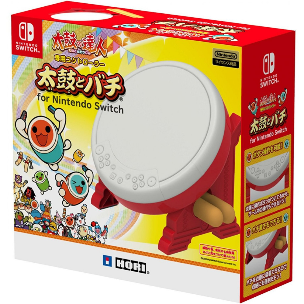 CONTROLLER TAIKO DRUM SWITCH JAP OCCASION