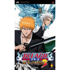 BLEACH 3 PSP ASIA OCCASION